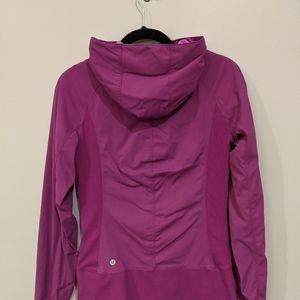 Lululemon reversible hooded jacket: Medium